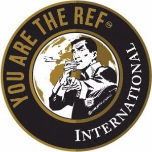 you are the ref logo