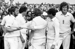 England, Ashes 1981