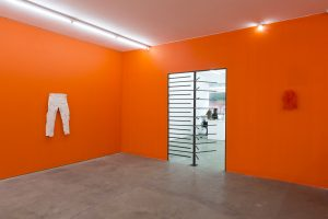 Marcin Dudek, Steps and Marches, Installation View