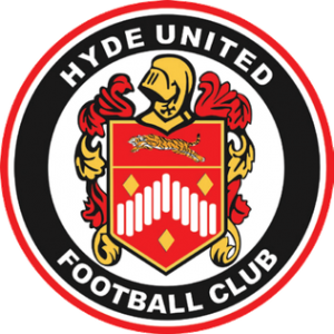 Hyde United FC crest