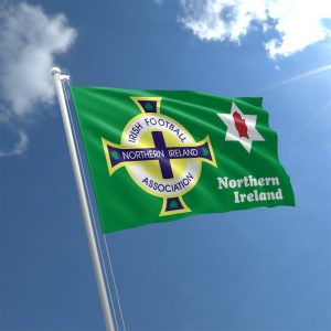 Irish Football Association flag
