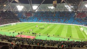 West Ham v Liverpool