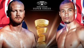 Groves v Eubank Jr poster