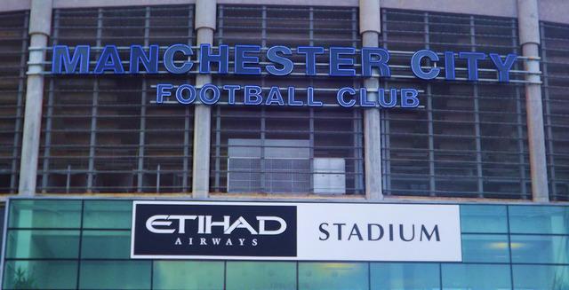 Eithad Stadium, Manchester