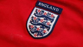 Three Lions badge