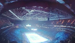 ATP Finals at the O2 Arena, London