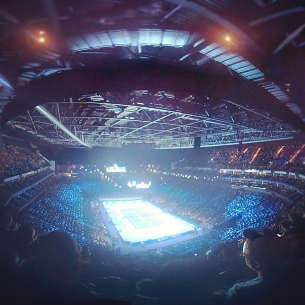 ATP Finals at the O2 Arena, London