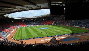 Hampden Park, Glasgow