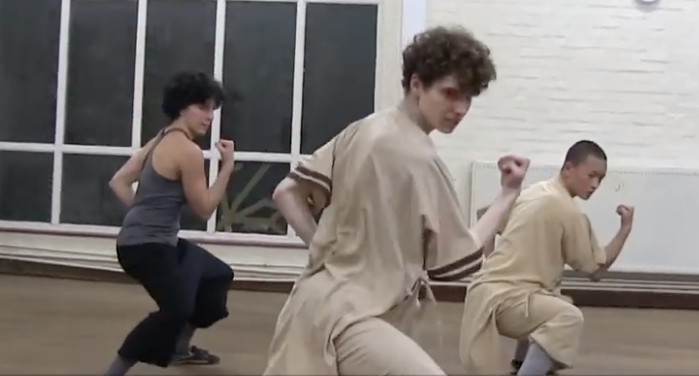 Shaolin Kung Fu in London